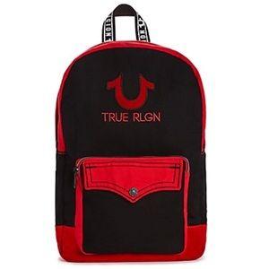 True Religion Bags - True Religion Bookbag
